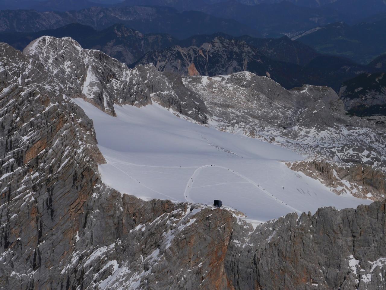2019 D-MROI Dachstein 2019-10-13 - Dachstein Gletscher