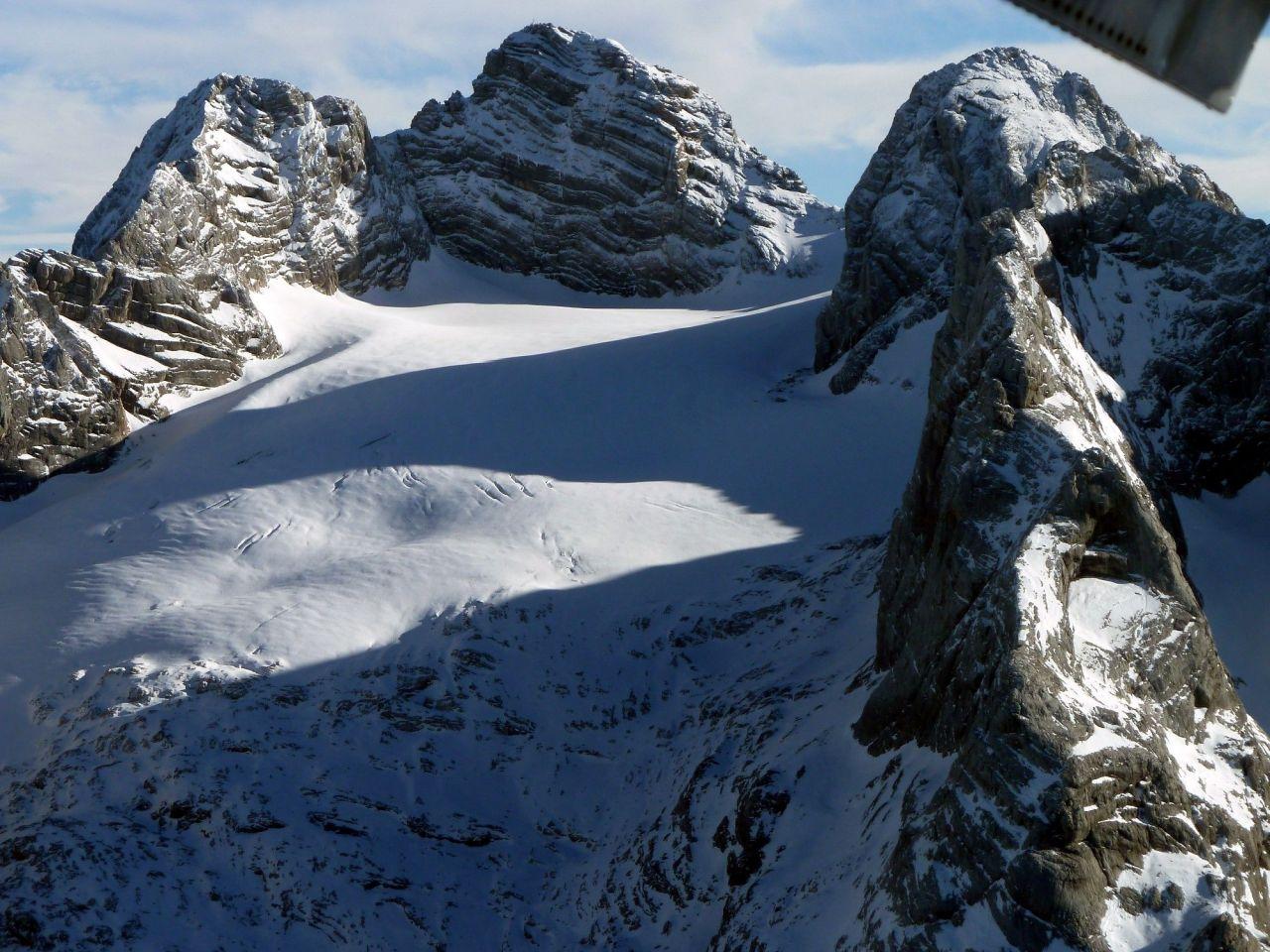 Alpenflug_Dachstein_2