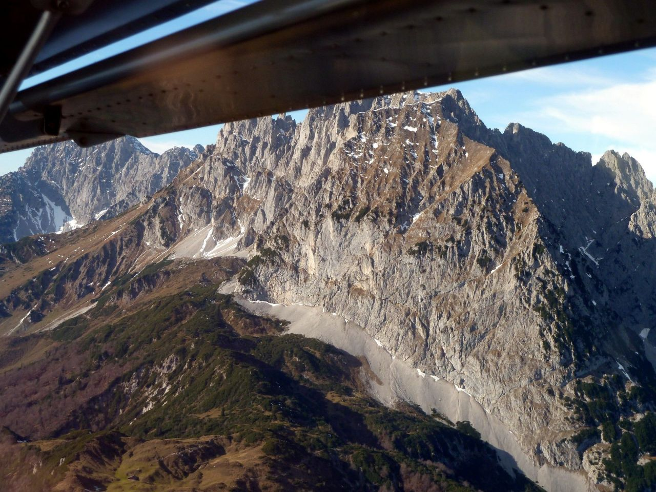 Alpenflug_Wilder_Kaiser