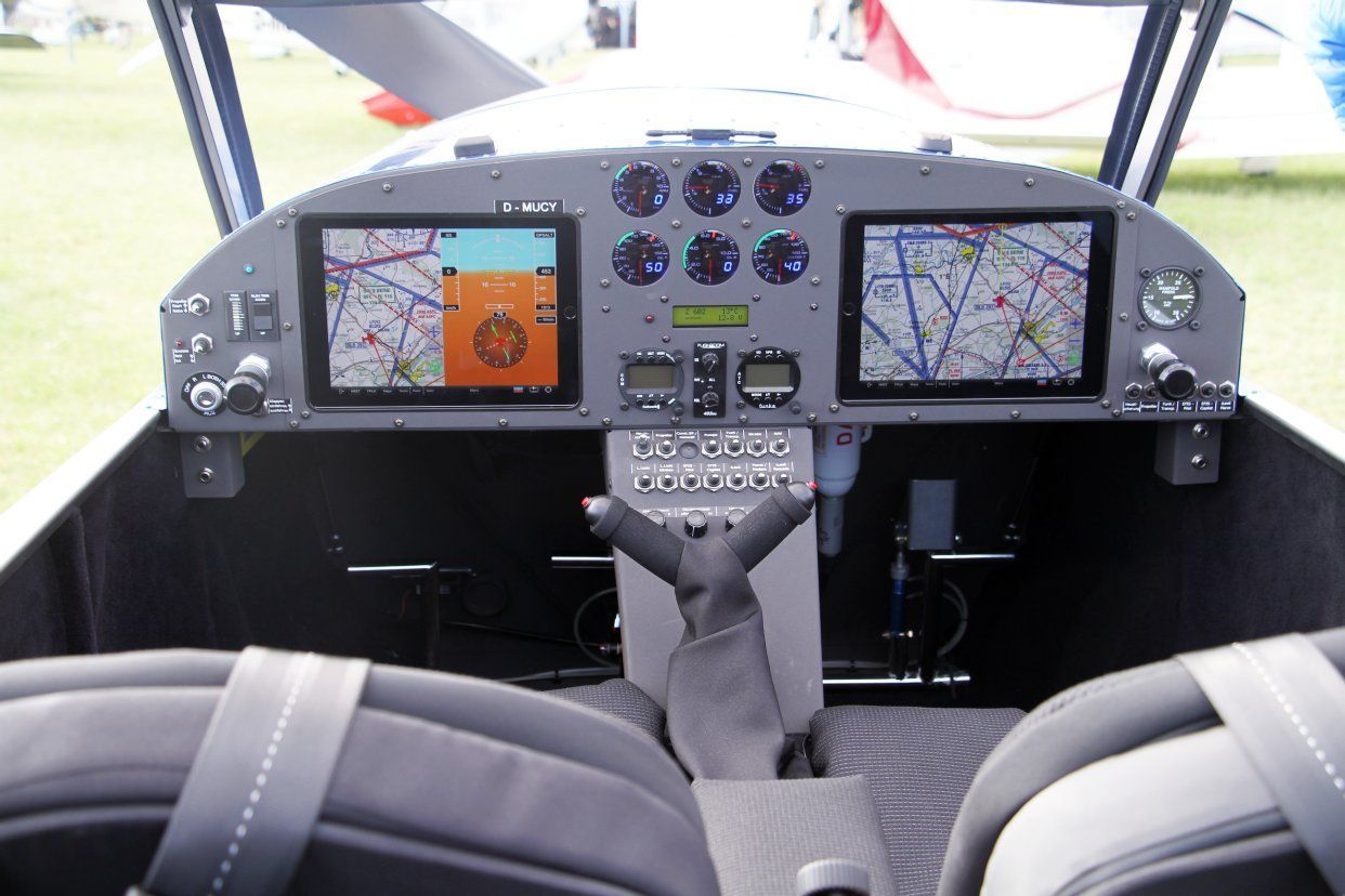 Cockpit III